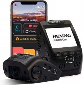 Rexing V1 dashcam