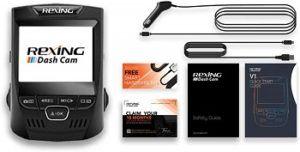 Rexing V1 dashcam review