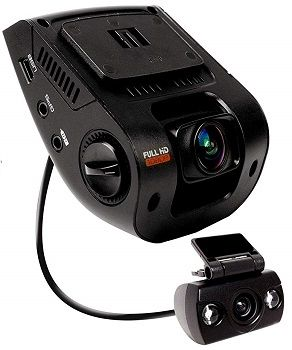 Rexing V1P dashcam review