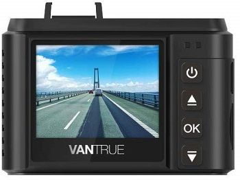 Vantrue N1 Pro Mini Dash Cam review