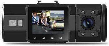 Vantrue N2 Pro Uber Dual Dash Cam review