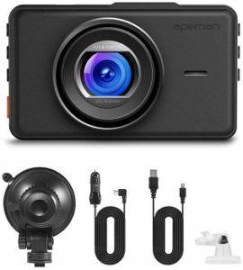 APEMAN Dash Cam C450 review
