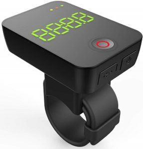 Camile R100 GPS Smart Cycling Camera
