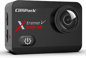 Campark X30 60fps Action Cycling Camera