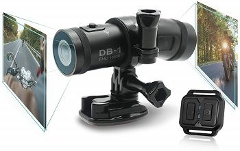 LOOKING Front And Rear Bicycle Dashcam DB-1