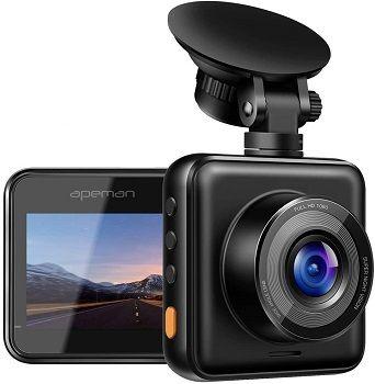 APEMAN Mini Dash Cam review