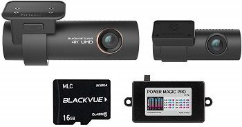 BLACKVUE Full HD Dash Camera