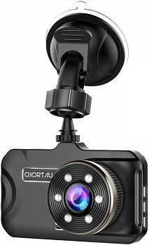 Chortau Dash Cam Front And Rear