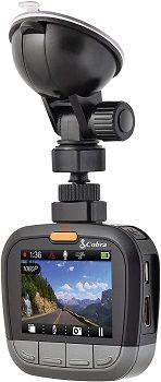 Cobra Electronics CDR855BT Dash Cam review