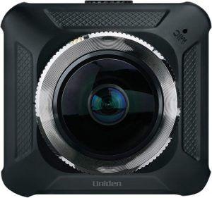 Uniden DC720 Dual Camera