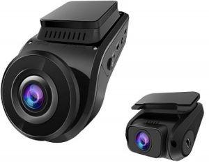 Vantrue S1 Dash Cam with Built-in GPS Speed review