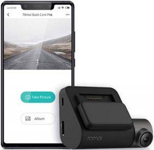 70mai Pro Dash Cam review