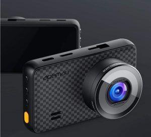 Apeman 1440p&1080p Dual Dash Cam review