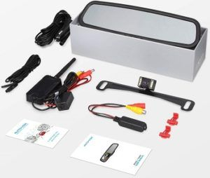 Auto-Vox Tw Wireless Backup Camera Kit review