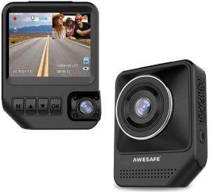 Awesafe Dual Dash Cam for Cars