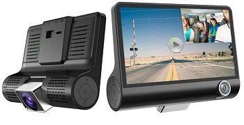 Bonvenon Car Dash Cam Front Inside Rear review