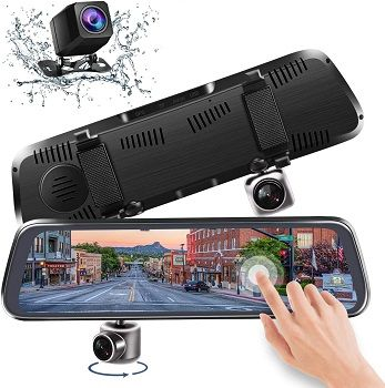 Chicom Mirror Dash Cam