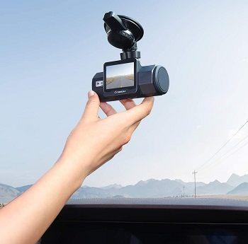 Crosstour 1080p FHD Dash Cam review
