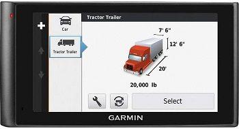 Garmin Dezlcam LMTHD Truck Navigator WDash Cam review