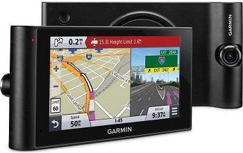 Garmin Dezlcam LMTHD Truck Navigator WDash Cam
