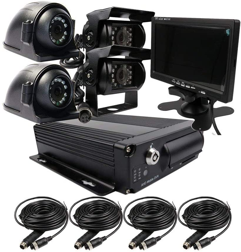 JOINLGO 4 Channel Dashcam review