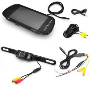 Pyle Backup Car Camera PLCM7200 review
