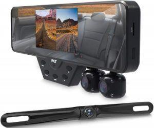 Pyle Newest Technology HD 3 Camera Dashcam