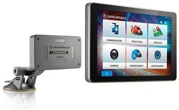 Rand Mcnally Overdrive Truck GPS Tablet With Dash Cam review