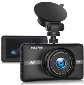 Toguard 4K UHD Dash Cam