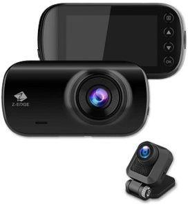 Z Edge Dual Dash Cam review
