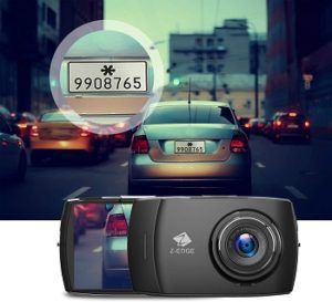 Z-Edge Front And Rear Dash Cam review