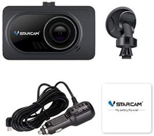 VSTARCAM 1080P Dash Camera For Cars review