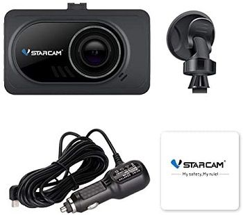 VSTARCAM 1080P Dash Camera For Cars review
