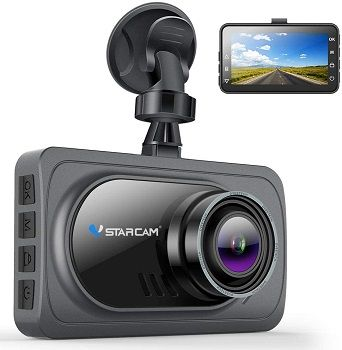 VSTARCAM 1080P Dash Camera For Cars